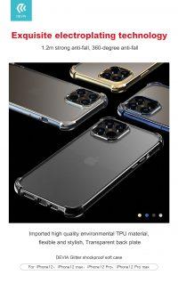 Glitter shockproof soft case (2)