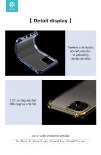 Glitter shockproof soft case (3)